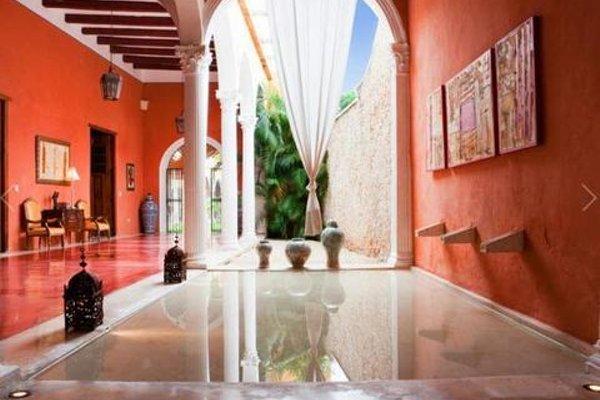 Hotel Hacienda Merida - фото 12