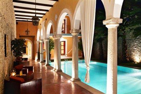 Hotel Hacienda Merida - фото 14