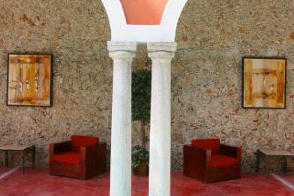 Hotel Hacienda Merida - фото 15