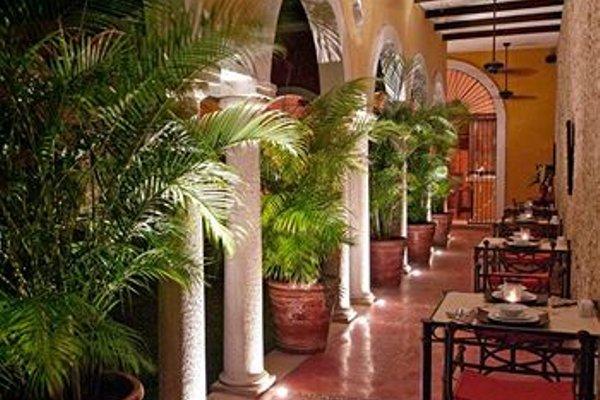 Hotel Hacienda Merida - фото 16