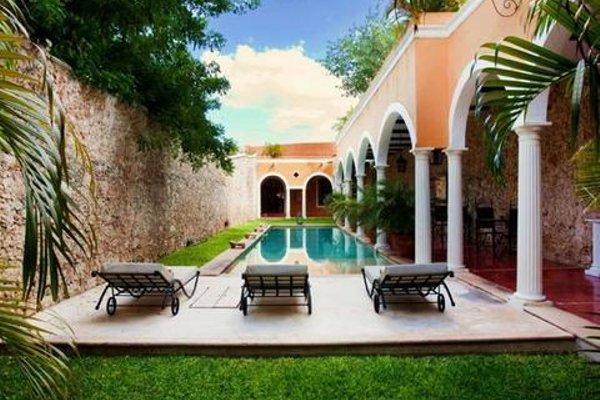Hotel Hacienda Merida - фото 19