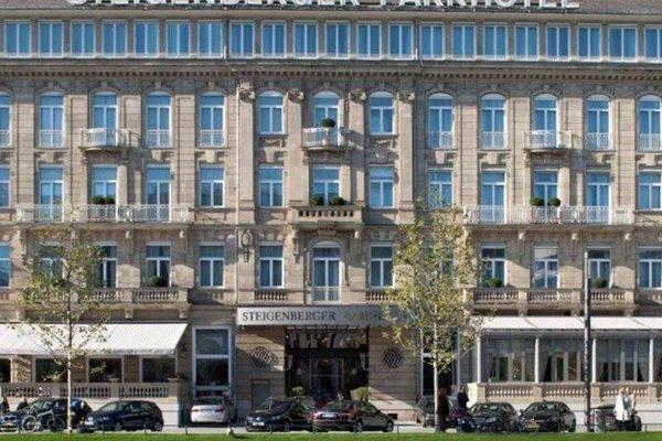 Steigenberger Parkhotel Dusseldorf - фото 23