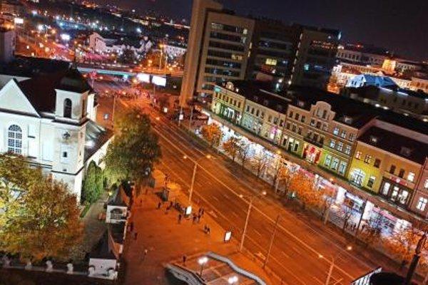 Apartment Nemiga - фото 20