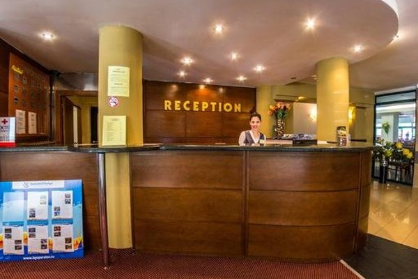 Grand Hotel Sunny Beach - All Inclusive - фото 13