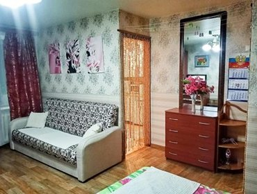 Апартаменты Apartment on Pobedy prospekt 75