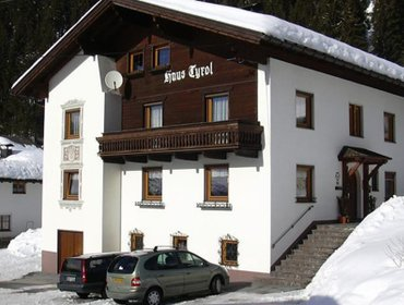 Guesthouse Haus Tyrol
