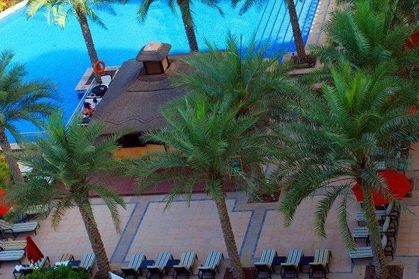 Palm Jumeirah Shoreline 1 Br Apt Beachfront Hls 37919 - фото 20