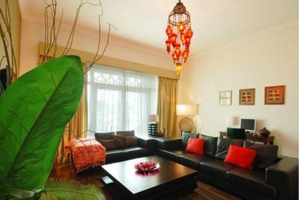 Palm Jumeirah Shoreline 1 Br Apt Beachfront Hls 37919 - фото 9