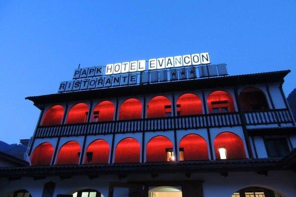 Park Hotel Evancon - фото 14
