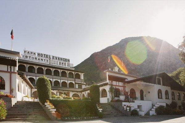 Park Hotel Evancon - фото 21