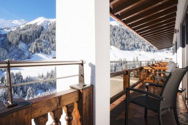 Hotel Bergkristall - фото 20