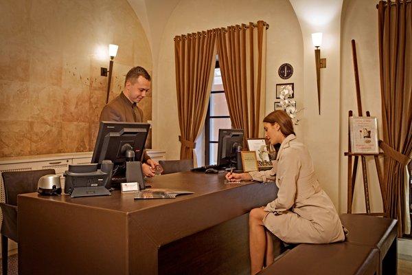 Mamaison Hotel Le Regina Warsaw - фото 15