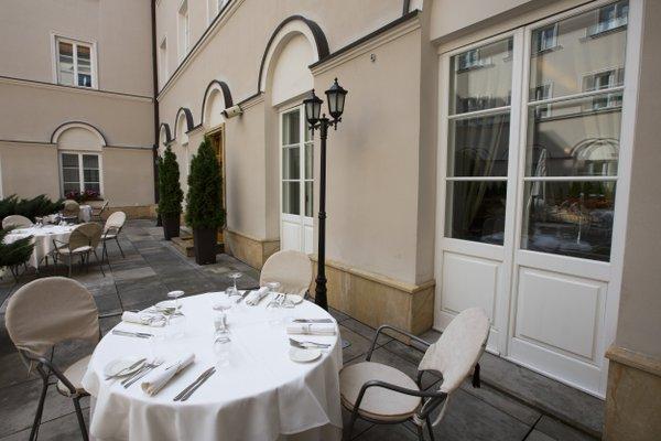 Mamaison Hotel Le Regina Warsaw - фото 22