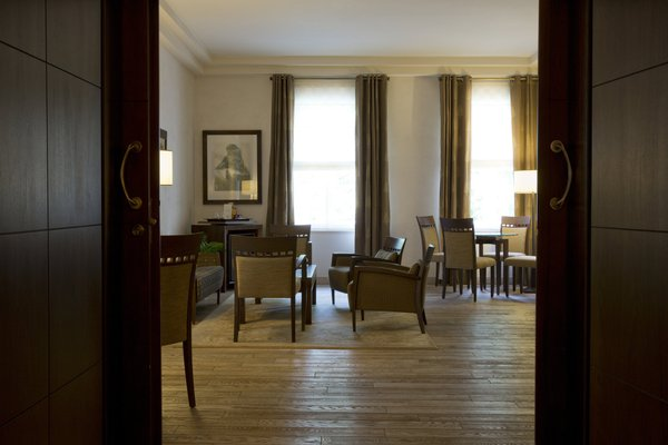 Mamaison Hotel Le Regina Warsaw - фото 9