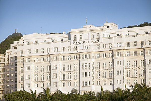 Belmond Copacabana Palace - фото 22