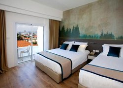 Отель Pefkos фото 2