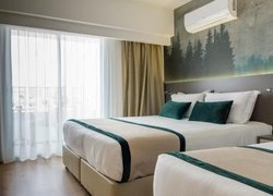Отель Pefkos фото 3