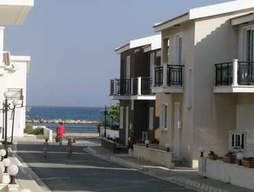 Апартаменты Philippou Beach Villas & Apartments