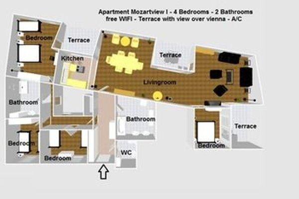 Duschel Apartments Vienna - фото 20