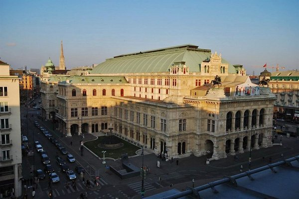 Duschel Apartments Vienna - фото 23