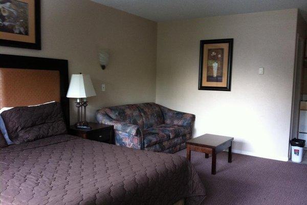 Coquitlam Sleepy Lodge - фото 10