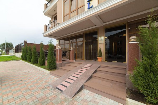 Бутик-отель ANI - фото 14
