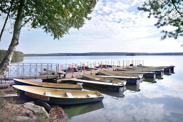 База отдыха Озеро Зеркальное - фото 19