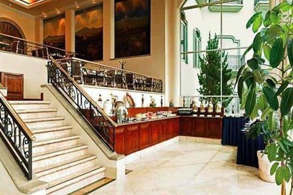 Camino Real Puebla Hotel & Suites - фото 13