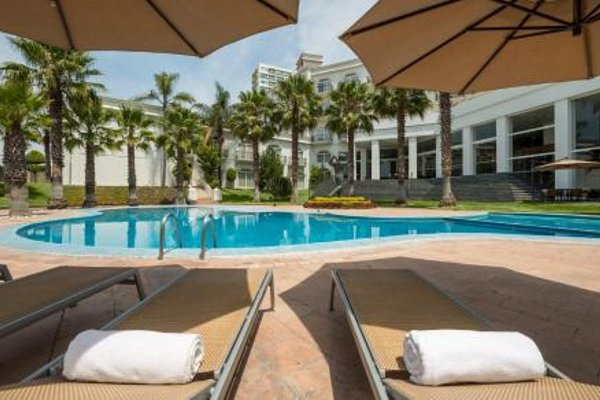 Camino Real Puebla Hotel & Suites - фото 21