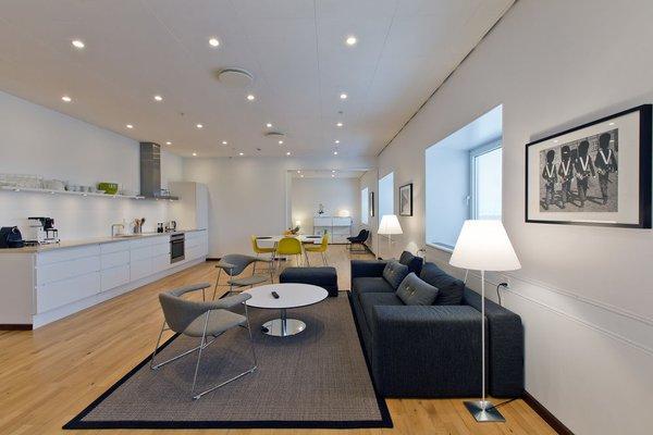 Europahuset Luxury Apartments - фото 12