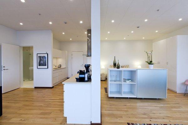 Europahuset Luxury Apartments - фото 15