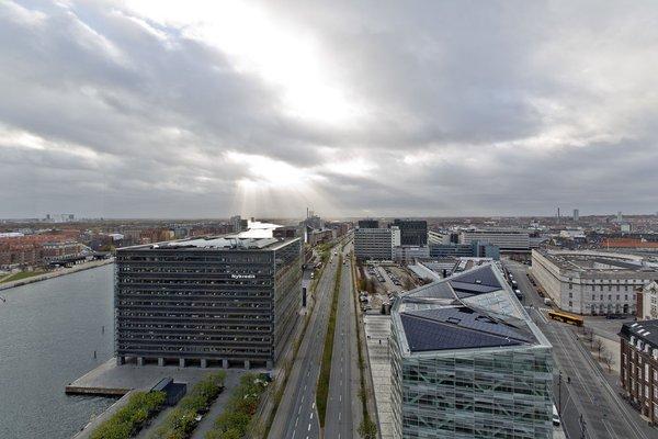 Europahuset Luxury Apartments - фото 20