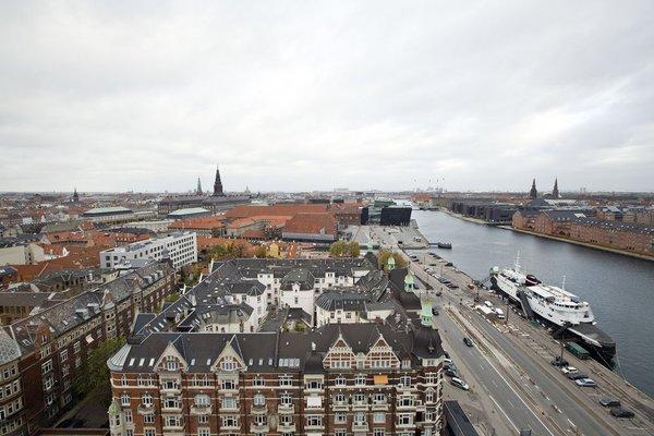 Europahuset Luxury Apartments - фото 22
