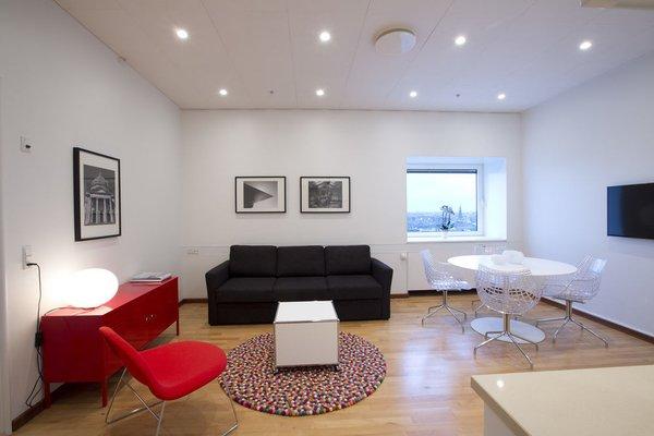 Europahuset Luxury Apartments - фото 4