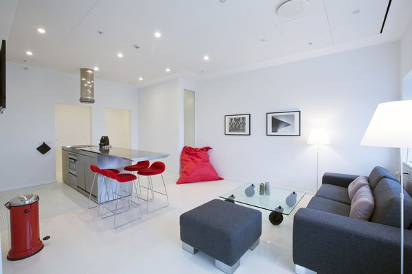Europahuset Luxury Apartments - фото 6