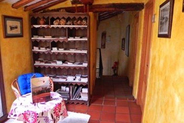 Casa Rural Tila - фото 11