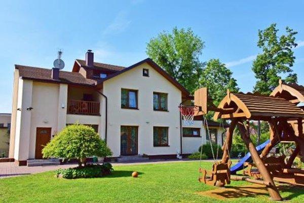 Zemyna Apartmentai - фото 50