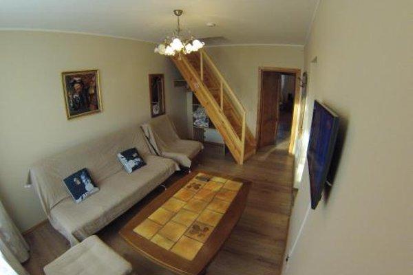 Zemyna Apartmentai - фото 8