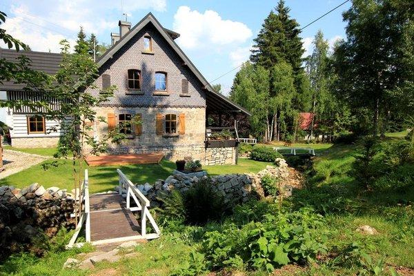 Dom Nad Potokiem Borszowka - фото 23
