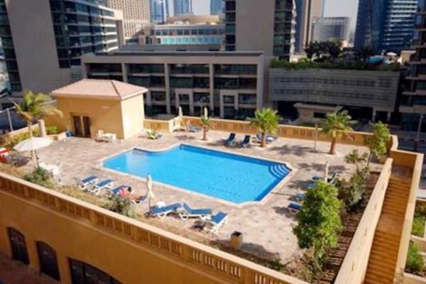 One Bedroom Apartment - Princess Tower - фото 4