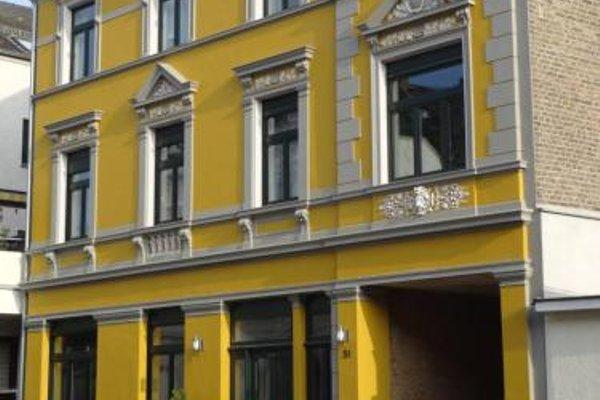 Ferienwohnung Bonn Sternenburgstrasse 51 - 33