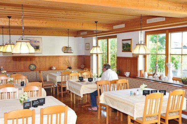 Pension Villa Blumegg - фото 18
