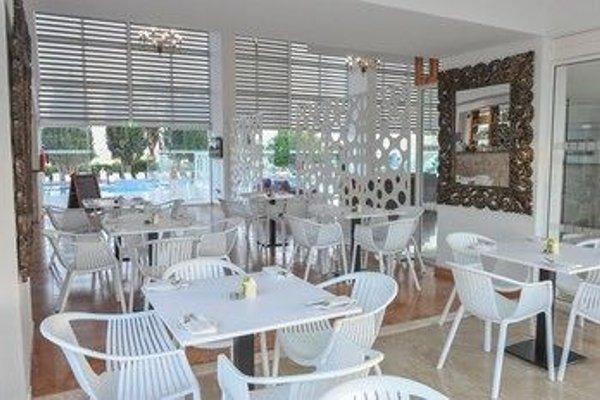 Fedrania Gardens Hotel - фото 13