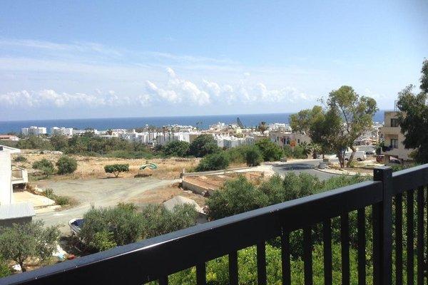 Aphelandra Hotel Apartments - фото 16