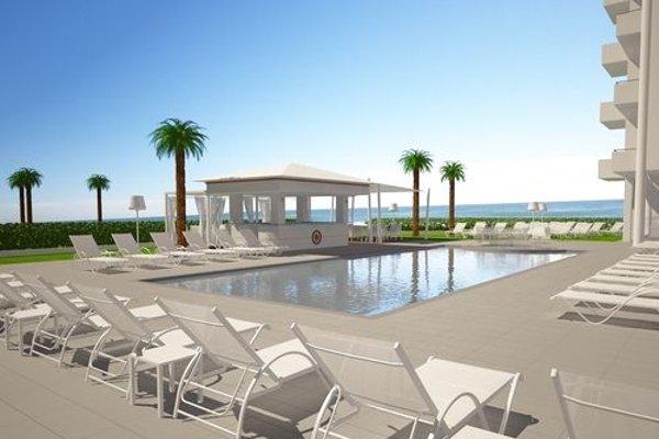 Okeanos Beach Hotel - фото 18