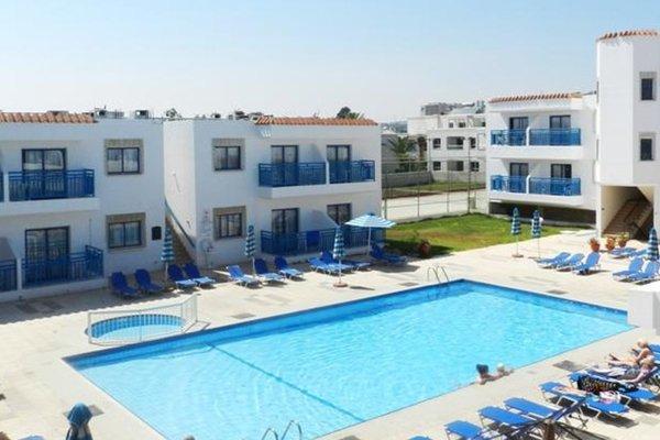 Evabelle Napa Hotel Apartments - фото 21