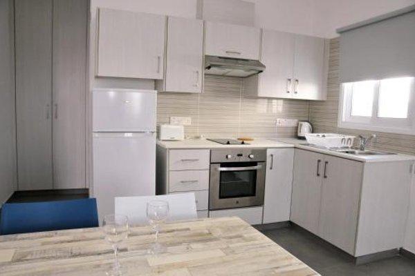 Kaos Hotel Apartments - фото 12