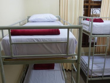 Хостел The Backpacker Semarang
