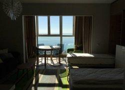 """Студия с видом на море 24 этаж ,ЖК""""Виктория"""" фото 3"""
