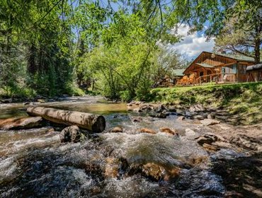 Гестхаус Colorado Bear Creek Cabins